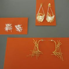 Silver Crosshatch Earrings Rehoboth Beach, Pablo Picasso, Gallery, Earrings, Silver, Art, Jewelry, Ear Rings, Art Background