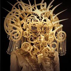 London 3D Print Fashion Show