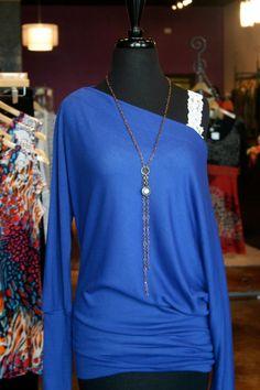 Monaco blue!  Sz. S-L