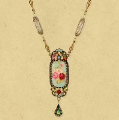 Michal Negrin's Pendants made in Israel - beautiful design and colors!