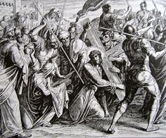 """""""Romans Battle the Goths"""" century woodcut, author unknown Battle Of Adrianople, The Minotaur, Happy Stories, Satyr, Bacchus, Dark Ages, Ancient Rome, Barbarian, Roman Empire"""
