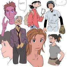 Cartoon Drawings, Cute Drawings, Cartoon Art, Art Journal Inspiration, Art Inspo, Pretty Art, Cute Art, Character Design References, Character Art
