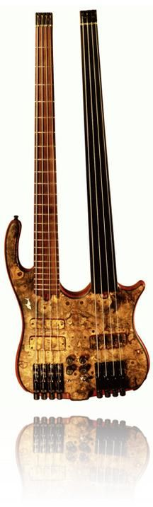 1-of-1-s by Rybski Custom Bass Guitars