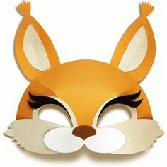 Silhouette Design Store - View Design #76443: squirrel mask