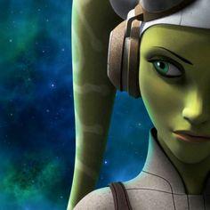 Star Wars Rebels - Hera Syndulla