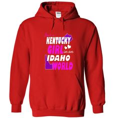 (Low cost) Just A Kentucky Girl In An Idaho World - Gross sales...
