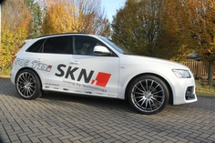 SKN Audi Q5 3.0TDI Quattro onTomason TN9