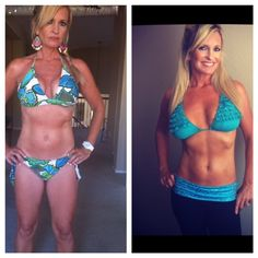 My 30 day Insanity results!!One month to go!! Lose the weight!! Feel great!! I am 44 with 3 kids. IF I CAN DO IT YOU CAN, I WILL HELP YOU:)