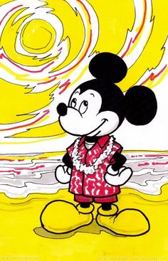 Hawaii Five O Mickey