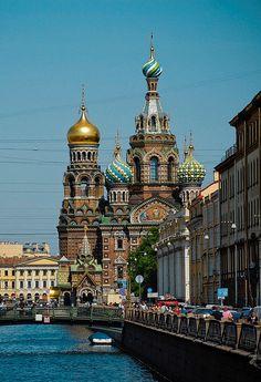 Санкт‐Петербур, Sankt-Peterburg