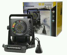 Humminbird Ice 35 Flasher  #Humminbird