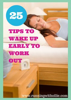 RUNNING WITH OLLIE: Cause There Ain't No Party Like a Pin It Party! 25 Tips to wake up early to work out