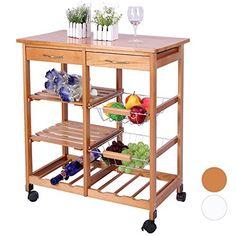 Songmics® Carrito de cocina con encimera de madera, mesa de servicio con ruedas 67 x 76 x 37 cm color de miel KSK70N Songmics http://www.amazon.es/dp/B00L45LLGC/ref=cm_sw_r_pi_dp_-fj5ub1CB75J7