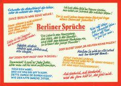 Die 64 besten Bilder von Berliner Schnauze in 2019 | Funny images
