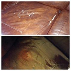 leather couch repair on pinterest leather furniture repair leather repair and repair leather. Black Bedroom Furniture Sets. Home Design Ideas