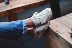 youbroketheinternet:  Chung's shoes, my picture uncredited. #surprise
