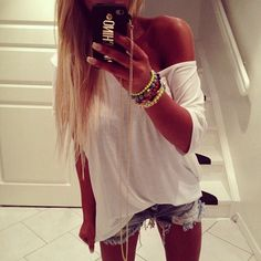 Perfect summer outfit!!