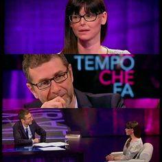 """@CheTempoCheFa """"Il futuro è già lì fuori ad aspettarmi e credo che mi riconoscerà anche se ho una faccia nuova"""" Lucia Annibali  Rivedi la puntata su > www.chetempochefa.rai.it  #Rai3"""