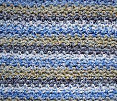 peapod soup: Cornish Coast Baby Blanket - Free Crochet Pattern