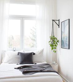 DIY | Hanging Planter. interiors, peaceful, bedroom, design