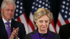 """Bush: """"friedlicher Machtwechsel"""": Clintons bei Trumps Amtseinführung"""