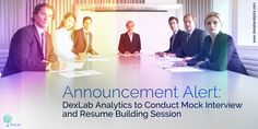 Be a Part of Our One-of-a-Kind Mock Interview and Resume Building Workshop Risk Analytics, Market Risk, Announcement, Resume, Interview, Workshop, Marketing, Building, Atelier