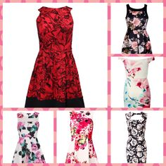 ❤️❤️Dresses❤️❤️  Lovely selection of just some of the gorgeous dresses available on my website, be sure to check them out.  U.K. Made  Fantastic quality and value  True to size  Order online  https://www.cococouture.co.uk/#_a_naomi.richards