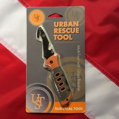 URBAN RESCUE TOOL emergency tactical disaster gear survival stocking GIFT UST #ust