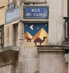 La rue du Caire (Paris 2ème)