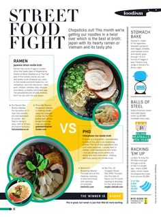 This is an article from a magazine that I really like because of how everything is laid out and arranged. I feel that the target audience is both men and women who are 30 to 45.