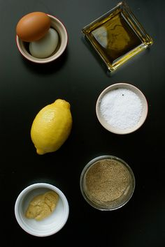 making mayonnaise by shauna | glutenfreegirl, via Flickr