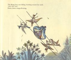 Mr. Biddle and the Birds - illustrated by Adrienne Adams