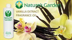 Vanilla Extract Fragrance Oil- Natures Garden #vanillaextract #vanillafragrances #sweetscent