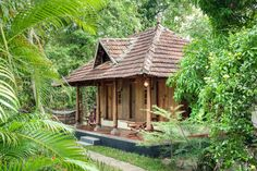 Teak Kerala Cottage - Get $25 credit with Airbnb if you sign up with this link http://www.airbnb.com/c/groberts22