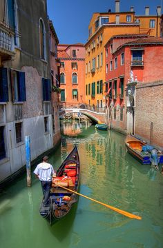 Unforgettable Venice, need I say more?