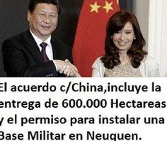 Pacto con China