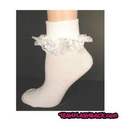I remember how cool I felt when I had socks like these!!!