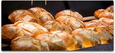 Panaderias Granier - Panes en expositor
