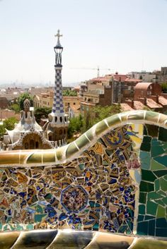 Barcelona, Spain.  Terrific city...