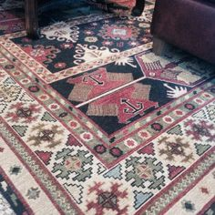 Flat weave Soumak #rug #interiordesign #decorating #homedecor #rugs / on Instagram http://ift.tt/1cuUoXX by NWRUGS http://ift.tt/1cuUKOa
