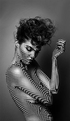 Cretique » Blog Archive » Conceptual Fashion Illustration by Justin Maller