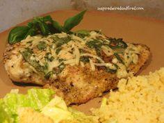 Basil Grilled Chicken