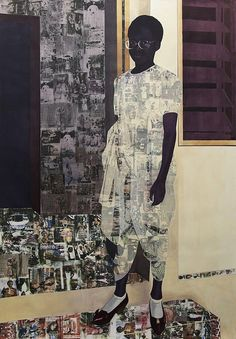 Njideka Akunyili by AphroChic, via Flickr