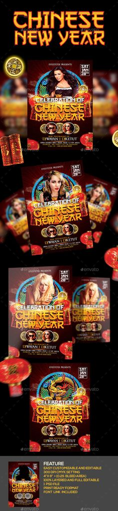 Spring Party Flyer Template Psd Download Here Http