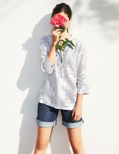 I've spotted this @BodenClothing Macrame Top