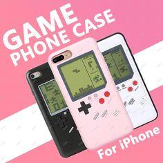 Retro Video Game Boy Phone Case Retro Videos, Retro Video Games, Game Boy, Gameboy Iphone, Tank Warfare, Console, Phone Cover, Iphone Se, 6s Plus