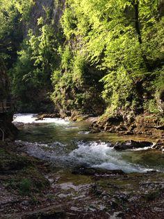 Park skocjanske jame, slovenija