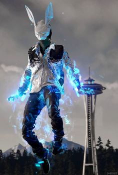 Image result for infamous second son concept art character