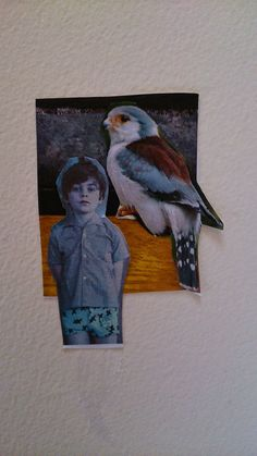 collage Collages, Bird, Painting, Birds, Painting Art, Paintings, Painted Canvas, Collage, Drawings