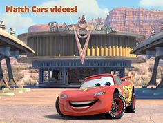 Cars coloring pages & videos on Disney Junior